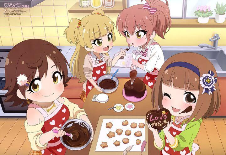 The Idolm@ster Cinderella Girls Theater